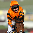 Winning combination: Tom Scudamore and Thistlecrack