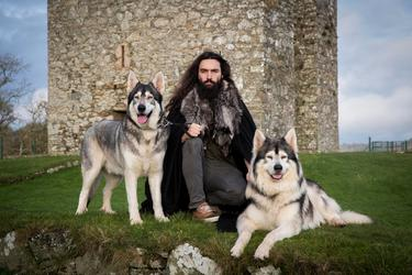 Game Of Thrones drives surge in popularity of 'wolf dog' breed
