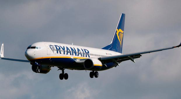 Thousands of Ryanair flights were grounded