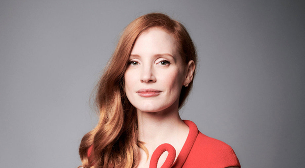 Game changer: Jessica Chastain