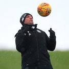 Firm favourite: Brendan Rodgers is ready for Rangers test