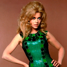 Sex symbol: Jane Fonda as Barbarella