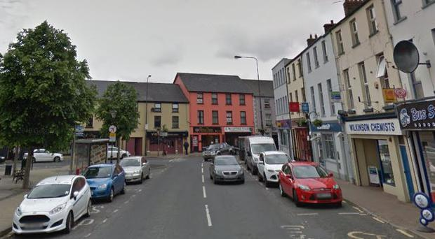 John Street in Castlederg / Credit: Google Maps