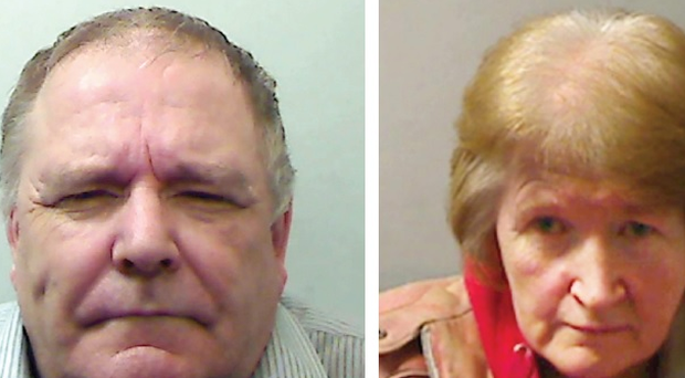 Keith and Caroline Baker were jailed last year
