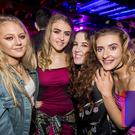 People out for New Years Eve at Filthy McNastys. Sunday 31st December 2017 by Liam McBurney/RAZORPIX