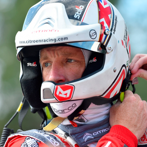Disagreement: Kris Meeke is unhappy with Citroen decision