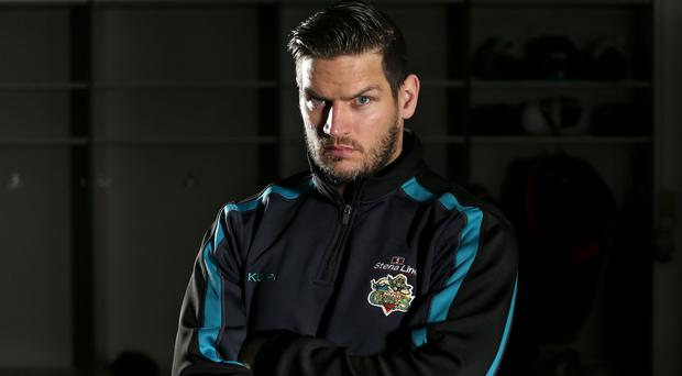 Crucial: Adam Keefe has told his players to remain focused