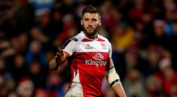 Big chance: Ulster's Stuart McCloskey can boost his international hopes with a top display against Leinster tonight