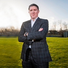 Looking ahead: CPA chairman Micheal Briody is pushing hard for change within the GAA