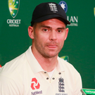 Evergreen: Jimmy Anderson wants a spot in the 2019 Ashes