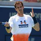 Optimistic: Andy Murray is eyeing a June comeback after surgery
