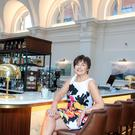 Perfect match: Claire Hughes of Soiree