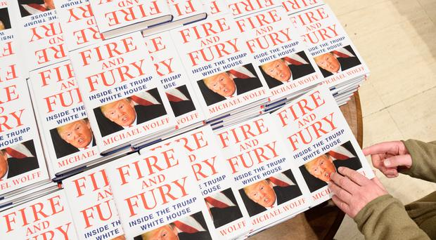 Michael Wolff's Fire And Fury: Inside The Trump White House makes a series of astonishing claims about the Trump administration