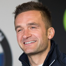 Staying put: Colin Turkington
