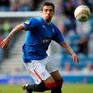 Making progress: Nacho Novo had a suspected heart-attack