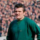 Sad loss: Tommy Lawrence has passed away at the age of 77