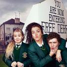 Derry Girls will return for a second series. (Channel 4)