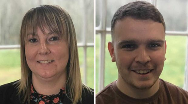 Claire Canavan and Ryan Murphy are set to be co-opted onto Belfast City Council.