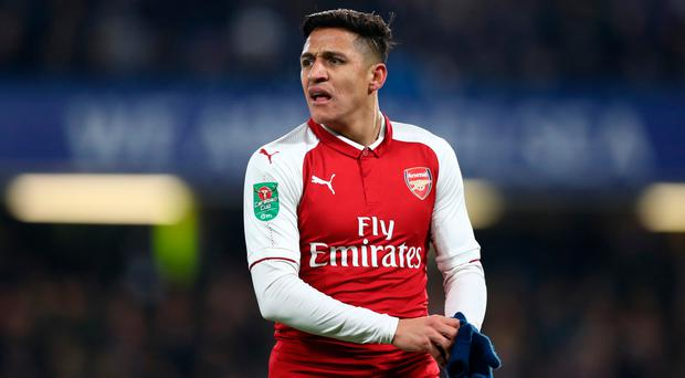 Arsene Wenger gives an update on the future of Alexis Sanchez
