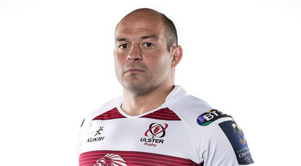 Big blast: skipper Rory Best has thrown down the gauntlet to his hit-and-miss Ulster side