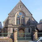 The box was taken from Enniskillen Presbyterian Church.