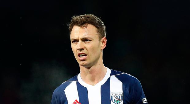 Wanted man: Jonny Evans is on the radar of top clubs