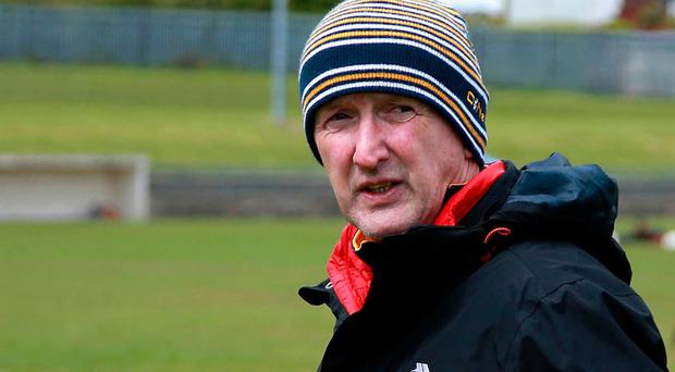 Challenge: Dominic McKinley wants to see Antrim step it up