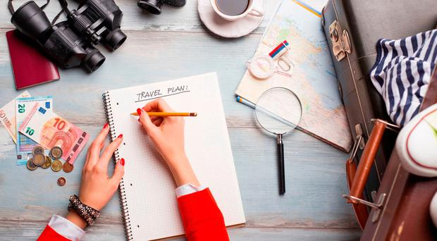 Making lists can help you organise your life