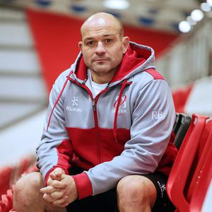 Rory Best led his side to victory. INPHO/Jonathan Porter