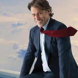 Comedian John Bishop.