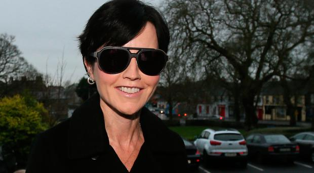 File photo dated 16/12/15 of Cranberries singer Dolores O'Riordan. PRESS ASSOCIATION Photo. Issue date: Monday January 15, 2018. Dolores O'Riordan has died suddenly in London today. She was 46 years old. See PA story DEATH O'Riordan. Photo credit should read: Niall Carson/PA Wire