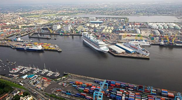 Dublin Port is finalising its Brexit plans