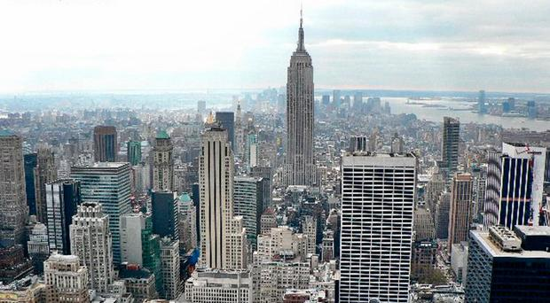 New York calling: next up is a trip to the Big Apple