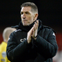 No ghosts: Stephen Baxter says his boys are only looking ahead