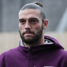 Target man: Andy Carroll has attracted Chelsea's attention