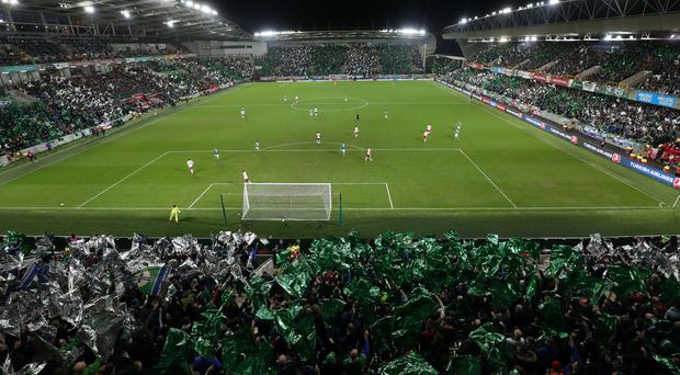 Another shot: Windsor Park could host the 2020 Super Cup