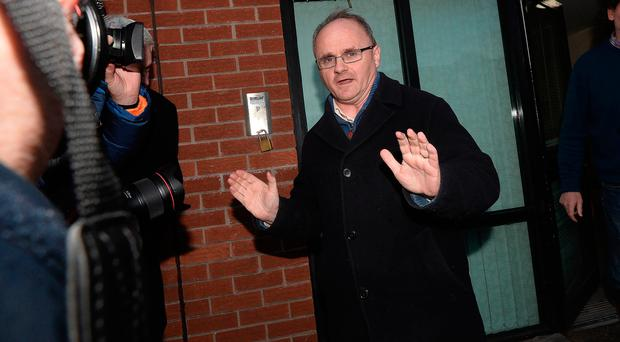 Barry McElduff's video embarrassed Sinn Fein and led to his eventual resignation