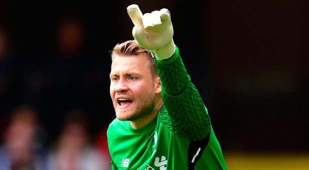 Unhappy: Simon Mignolet wants first team football