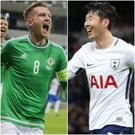 Northern Ireland will take on Tottenham star Son Heung Min's South Korea side in March.