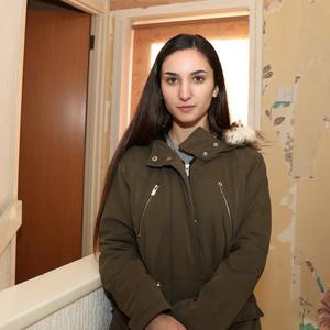 Single mum-of-two Nikki McDowell in the dilapidated home she was offered by the Housing Executive