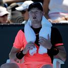 Winning move: Kyle Edmund's Australian dream continues