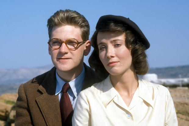 Kenneth Branagh and Emma Thompson. (BBC NI)