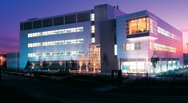 Almac's headquarters in Craigavon