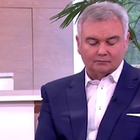 Eamonn Holmes was once suspected of sleeping during a TV phone-in alongside wife Ruth