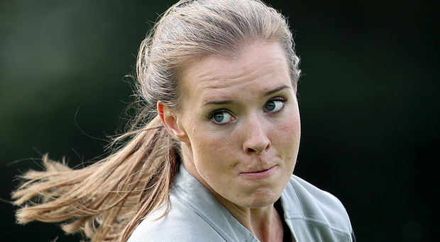 Called up: Ulster's Claire McLaughlin is named in squad
