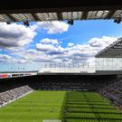 Newcastle are up for sale