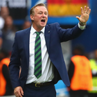 Options: Michael O'Neill is weighing up offers from the IFA and SFA