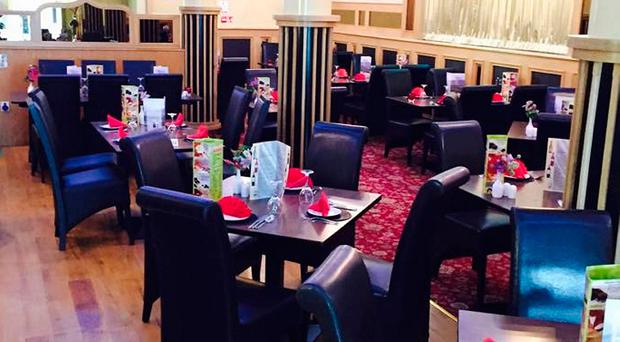 Indus Valley restaurant in Coleraine