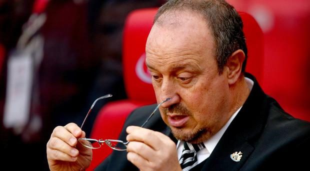 Stoke City v Newcastle United – Premier League – bet365 Stadium