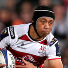 Fan favourite: Christian Leali'ifano has impressed during his short stay
